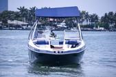24 ft. Yamaha 242 Limited  Bow Rider Boat Rental Miami Image 4