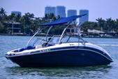 24 ft. Yamaha 242 Limited  Bow Rider Boat Rental Miami Image 6
