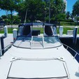 32 ft. Regal Commodore 3260 Cruiser Boat Rental Miami Image 1