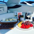 32 ft. Regal Commodore 3260 Cruiser Boat Rental Miami Image 13