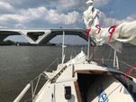 22 ft. Catalina 22 Cruiser Boat Rental Washington DC Image 1