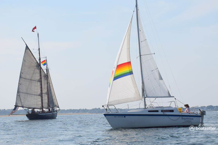 Rent a MacGregor Yachts daysailer &_weekender in Provincetown, MA near me