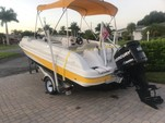 20 ft. Starcraft Marine Aurora 2000 IO Deck Boat Boat Rental Fort Myers Image 2