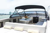 40 ft. Other VanDutch40 Motor Yacht Boat Rental Miami Image 9