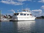 64 ft. Hatteras Yachts 64 Motor Yacht Motor Yacht Boat Rental Boston Image 1
