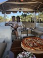 18 ft. Duffy Electric Boats 18 Snug Harbor Cruiser Boat Rental Miami Image 4