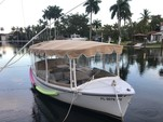 18 ft. Duffy Electric Boats 18 Snug Harbor Cruiser Boat Rental Miami Image 4