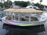 18 ft. Duffy Electric Boats 18 Snug Harbor Cruiser Boat Rental Miami Image 1