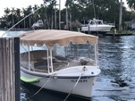 18 ft. Duffy Electric Boats 18 Snug Harbor Cruiser Boat Rental Miami Image 5
