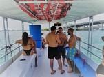 34 ft. Other pontoon Pontoon Boat Rental Miami Image 8