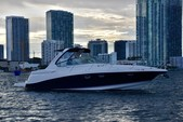 37 ft. Four Winns Boats V358 Vista Cruiser Boat Rental Miami Image 3
