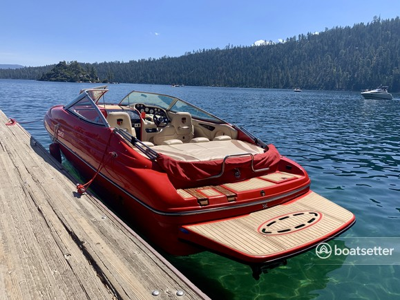 Rent a Mariah Boats performance in South Lake Tahoe, CA near me