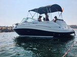 25 ft. Sea Ray Boats 240 Sundancer Cruiser Boat Rental Miami Image 1
