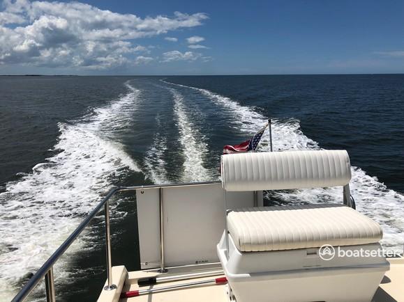 Rent a Camino Troll trawler in Palm Harbor, FL near me