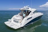 55 ft. Sea Ray Boats 540 Sundancer (Zeus Drive) Cruiser Boat Rental Tampa Image 4