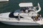 42 ft. Sea Ray Boats 400 Sedan Bridge Cruiser Boat Rental Miami Image 4