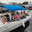 21 ft. Regal Boats 2100 Bow Rider Boat Rental Miami Image 3