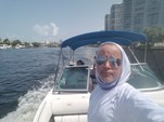 21 ft. Regal Boats 2100 Bow Rider Boat Rental Miami Image 36