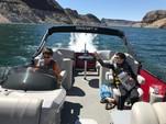 25 ft. Starcraft Marine SLS 3 Pontoon Boat Rental Las Vegas-Lake Havasu Image 2