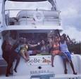 45 ft. Sea Ray Boats 44 Sedan Bridge Cruiser Boat Rental Miami Image 30