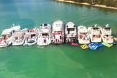 45 ft. Sea Ray Boats 44 Sedan Bridge Cruiser Boat Rental Miami Image 55