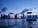 19 ft. Yamaha 190 Fish Sport  Jet Boat Boat Rental Miami Image 4