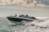 36 ft. Greenline NEO Cruiser Boat Rental Miami Image 14