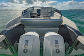 36 ft. Greenline NEO Cruiser Boat Rental Miami Image 17