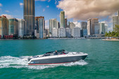 36 ft. Greenline NEO Cruiser Boat Rental Miami Image 11