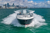 36 ft. Greenline NEO Cruiser Boat Rental Miami Image 9