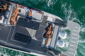 36 ft. Greenline NEO Cruiser Boat Rental Miami Image 20