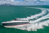 36 ft. Greenline NEO Cruiser Boat Rental Miami Image 23