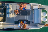 36 ft. Greenline NEO Cruiser Boat Rental Miami Image 24