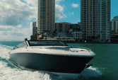 36 ft. Greenline NEO Cruiser Boat Rental Miami Image 8