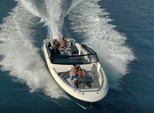 36 ft. Greenline NEO Cruiser Boat Rental Miami Image 58