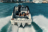 36 ft. Greenline NEO Cruiser Boat Rental Miami Image 3