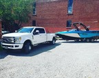 25 ft. Malibu Boats Wakesetter 25 LSV Ski And Wakeboard Boat Rental Dallas-Fort Worth Image 1