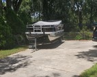 20 ft. Sun Tracker by Tracker Marine Bass Buggy 18 DLX w/60ELPT 4-S Pontoon Boat Rental Rest of Southeast Image 1