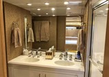 80 ft. Hatteras Yachts 80 Cockpit Motor Yacht Motor Yacht Boat Rental Los Angeles Image 2