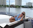 55 ft. Galeon 550 Fly Bridge Motor Yacht Boat Rental West Palm Beach  Image 31