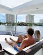 55 ft. Galeon 550 Fly Bridge Motor Yacht Boat Rental West Palm Beach  Image 32