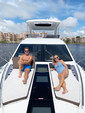 55 ft. Galeon 550 Fly Bridge Motor Yacht Boat Rental West Palm Beach  Image 2