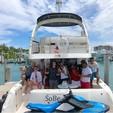 45 ft. Sea Ray Boats 44 Sedan Bridge Cruiser Boat Rental Miami Image 49