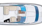 31 ft. Regal Boats 2860 Window Express Cruiser Boat Rental Jacksonville Image 12