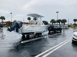 24 ft. Sea Fox 249 Avenger Center Console Boat Rental Fort Myers Image 4