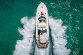 62 ft. Azimut Yachts 62 Motor Yacht Boat Rental Miami Image 7