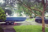 25 ft. TideWater Boats 250CC Adventurer w/2-150HP Center Console Boat Rental Orlando-Lakeland Image 1