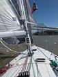 33 ft. Beneteau USA Figaro 2 Sloop Boat Rental San Francisco Image 8