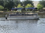 27 ft. Berkshire Pontoons 270CL Premium BP3 Tri-Tube Pontoon Boat Rental Jacksonville Image 1