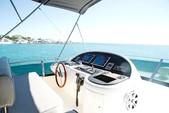 58 ft. Uniesse Boats 58 Flybrige Motor Yatch Flybridge Boat Rental Miami Image 3